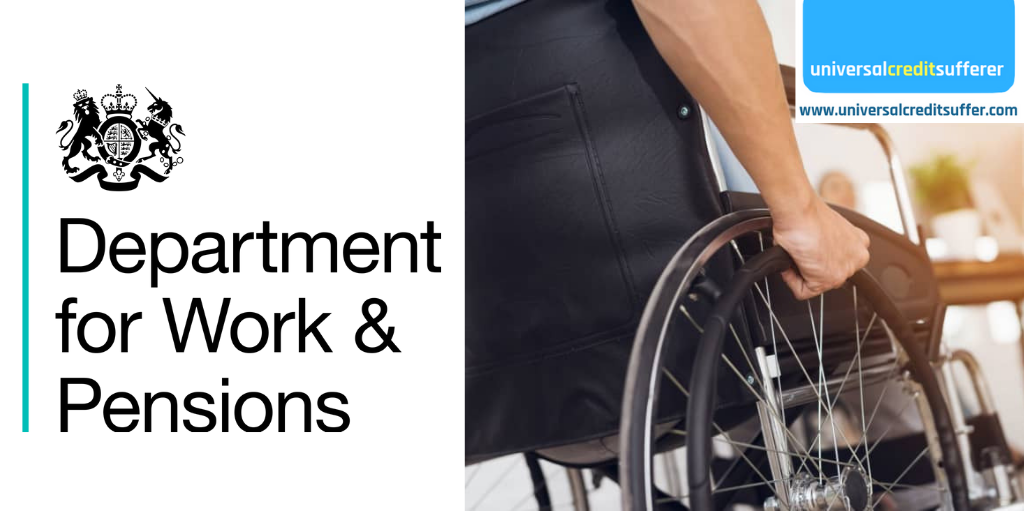 Disabled Workers and the DWP Logo